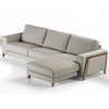 SOFA SANTANA 2L CHAISELONGUE 272*170*90 S/TECIDO